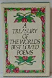 Treasury of the Worlds Best Loved Poems, Outlet Book Company Staff and Random House Value Publishing Staff, 0517309858