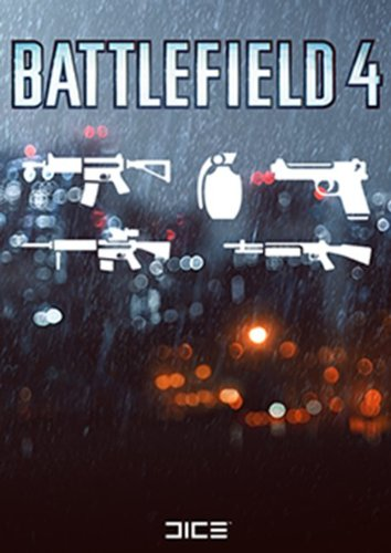 Battlefield 4: Weapon Shortcut Bundle  - PS3 [Digital Code]