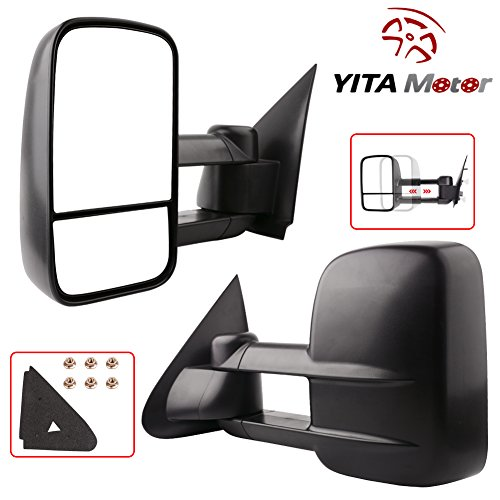 02 f150 tow mirrors - 2