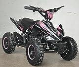 Rage Monster Extreme Electric Quad Bike 36v Pink