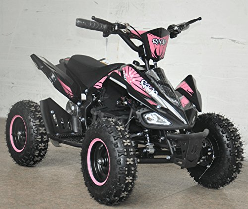 Rage Monster Extreme Electric Quad Bike 36v Pink by Rage