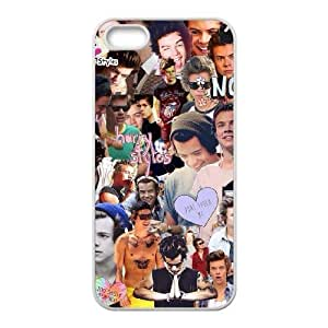 Harry Styles Unique Fashion Printing Phone Case for Iphone 5,5S,personalized cover case ygtg-324353