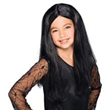 Rubies Costume Child's Black Witch Wig