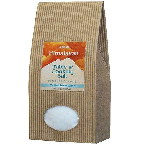 Himalayan Salt Table & Cooking Salt 2.3 Lb