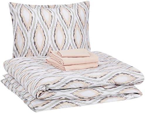 AmazonBasics Bed Bag Easy Wash Microfiber