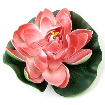 eDealMax Flor del agua espuma del tanque de pescados de la decoración de la planta,