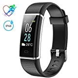 Fitness Tracker Mpow IP68 Waterproof Colorful LCD Display Heart Rate Monitor