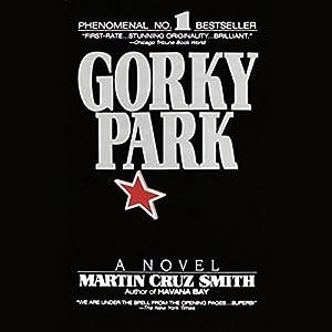 Gorky Park Audiobook