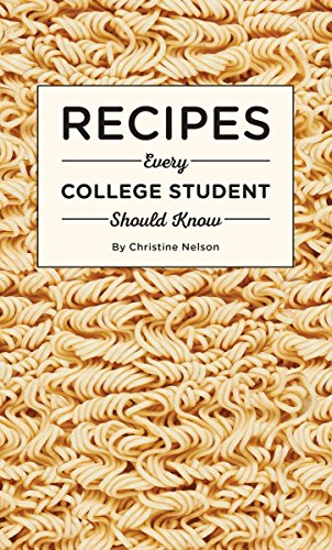 Recipes Every College Student Should Know (Stuff You Should - Graduate Ideas For Gift College
