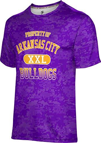 ProSphere Men's Arkansas City High School Digital Shirt (Apparel) EEF41 -