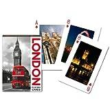 Paitnik London Single Deck Playing Cards