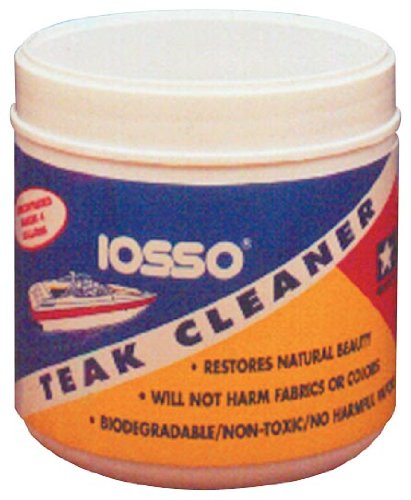Iosso Products Teak Cleaner 16 Oz