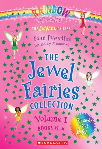 The Jewel Fairies Collection, Vol. 1:  Books 1-4
