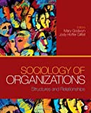 img - for Sociology of Organizations: Structures and Relationships book / textbook / text book