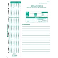 TEST-886 886-E 100 Question Compatible Testing Forms (500 Sheet Pack)