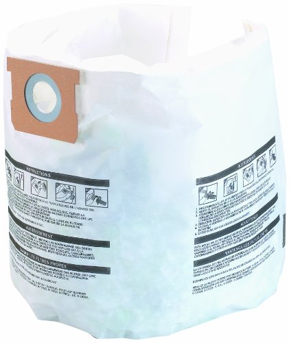 shop vac bags 6 gallon - 1