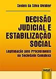 capa de Decisão Judicial e Estabilização Social