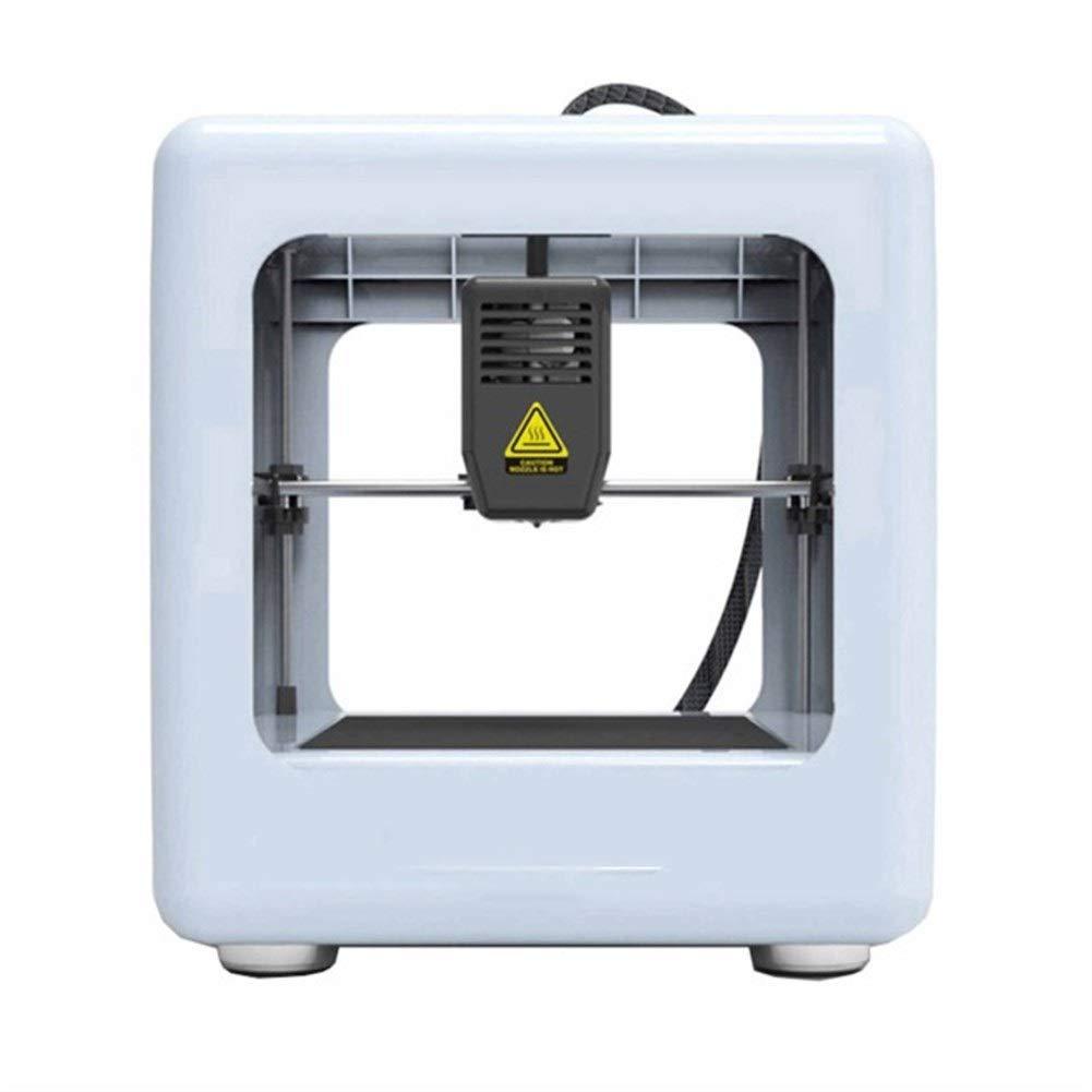 LINDANIG Nano Mini Impresora 3D for la Educación de Bricolaje del ...