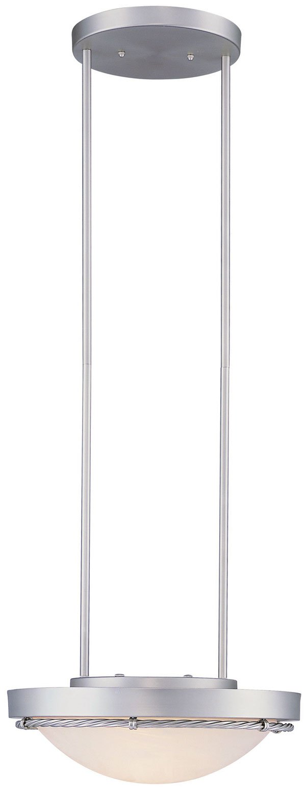 Lite Source LS-1831SS/CLD Easton Ceiling Lamp, Satin Steel