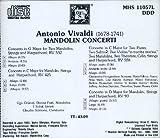 ViValdi: Mandolin Concerti RV 93, 425, 532 & 558 - Ugo Orlandi, Dorina Frati, I Solisti Veneti, Claudio Scimone