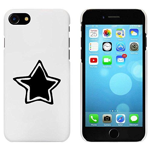Blanc 'Étoile' étui / housse pour iPhone 7 (MC00069074)
