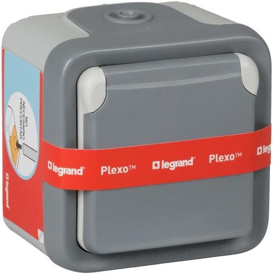 Legrand 191504-Base 2P T plexo