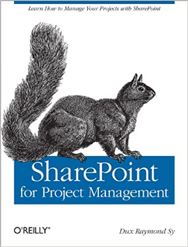 Managing Project Management with SharePoint