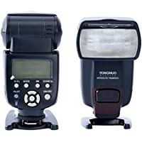 YONGNUO YN-565EX II TTL Flash Speedlite Wireless Speedlight GN58 for Canon EOS 450D 500D 550D 600D 650D 700D 1000D 1100D 70D 60D 50D 6D 5D Mark II/III 1D 1Ds 1Dx Cameras
