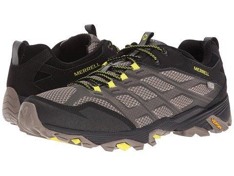 (メレル) MERRELL メンズランニングシューズスニーカー靴 Moab FST Waterproof [並行輸入品] B06XJYR7D3 15 (33.cm) M Olive Black