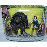 """The Chronicles of Narnia: 3.75"""" deluxe Figure Wer-wolf vs. prince caspian"""