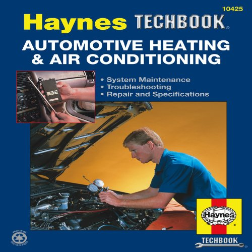 Haynes Techbook Automotive Heating & Air Conditioning