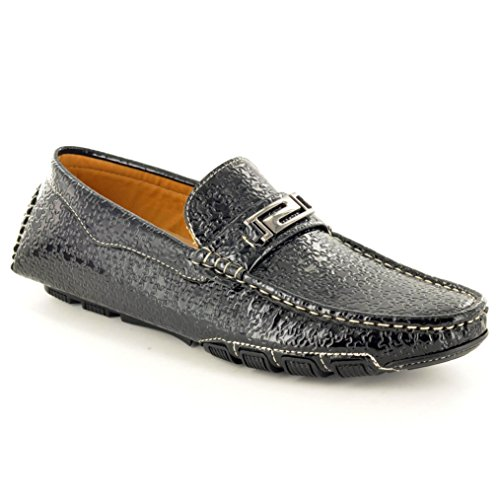 My Perfect Pair - Mocasines para hombre negro - negro