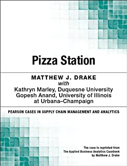 ^DOCX^ Pizza Station (Pearson Cases In Supply Chain Management And Analytics). Salud clientes Compra target pretty