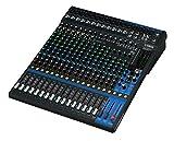 yamaha console mixer - Yamaha MG20XU 20-Input 6 Bus Mixer