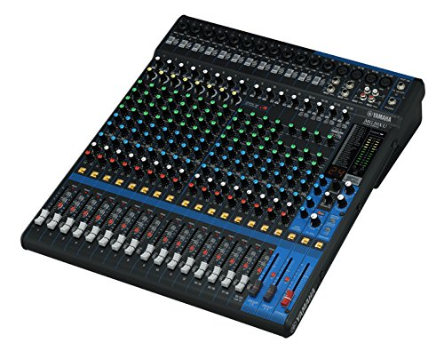 yamaha console mixer - 3