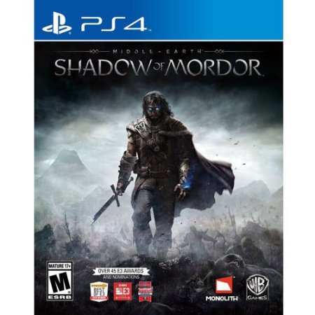 Middle Earth: Shadow Of Mordor Ps4 - Pre-Owned Wlm
