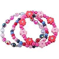 minihope Bracelet for Girls, Link Bracelet for Kids, Fashion Jewelry Bracelets for Children