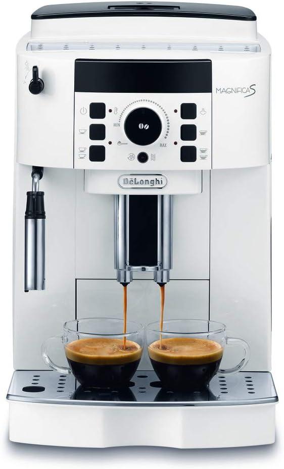 De'Longhi Magnifica ECAM21110W - La migliore macchina per gustare l'aroma del caffè