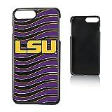 Keyscaper KSLM7X-0LSU-WAVE01 Louisiana State Tigers iPhone 8 Plus / 7 Plus / 6 Plus Slim Case LSU Wave Design