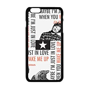 Cute cat and naughty boy Cell Phone Case for Iphone 6 Plus