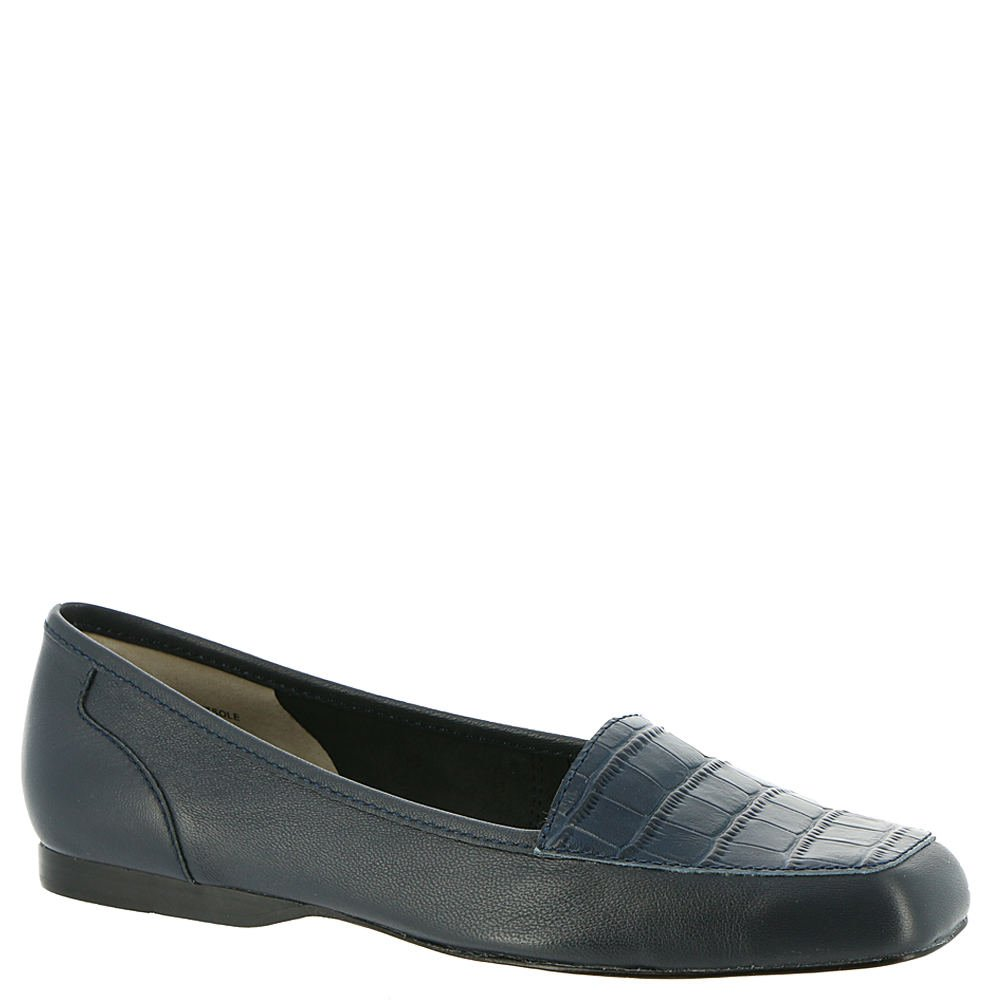 ARRAY Freedom Women's Slip On B07FH7HPHL 8.5 C/D US|Navy-crocodile