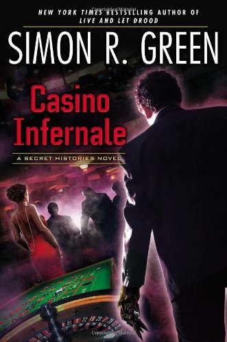 """Casino Infernale - A Secret Histories Novel"" av Simon R. Green"
