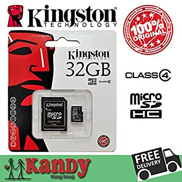KTC Computer Technology Kingston Micro SD tarjeta de memoria ...
