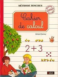 Cahier de Calcul (Nouvelle Édition)