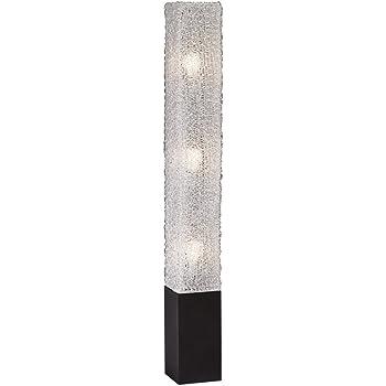 LEONC Tyvek Farbric Floor Lamp with 2 RGB bulbs  Floor Lamp For Living Room