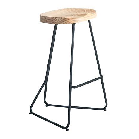Awesome Amazon Com Bar Chair Retro Dining Chair Metal Legs Design Machost Co Dining Chair Design Ideas Machostcouk