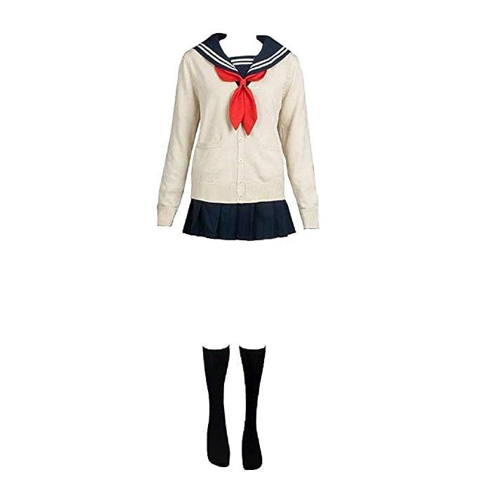 Amazon.com: CosplayLife Boku no Hero Academia Himiko Toga ...