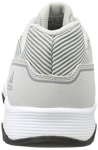 2 Multicolore F17 De Homme grey Chaussures Two M Four Warrior Adidas Gym Three F17 Running grey EgxqwUS