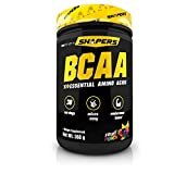 Shapers BCAA Essentials – Branched Chain Amino Acids, BCAAs – Building and Recovery Complex Powder – Fruit Punch, 306gm(1 Month Supply) Review