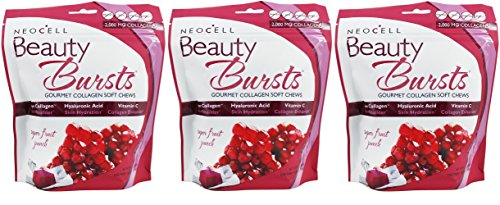 Neocell Laboratories BEAUTY BURST,FRUIT PUNCH, 60 CHEW (P...